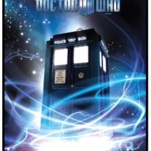 Doctor Who The Tardis Gallifrey Fleece Throw Blanket Afghan