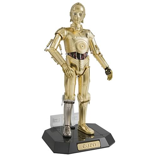 Star Wars C-3PO Perfect Model Chogokin 12-Inch Action Figure