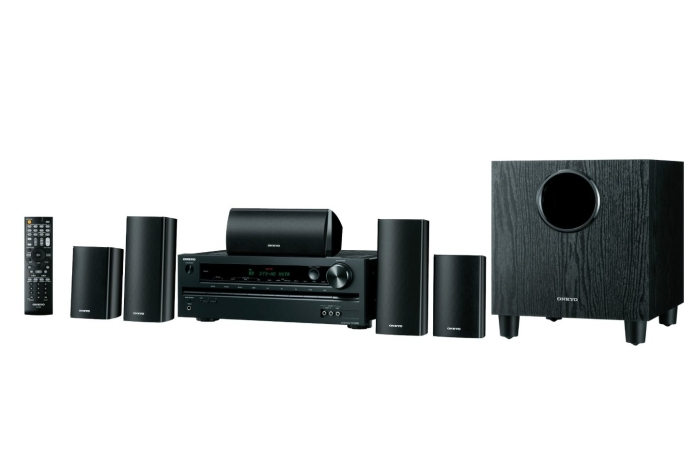 Onkyo 5.1 Channel Home Theater