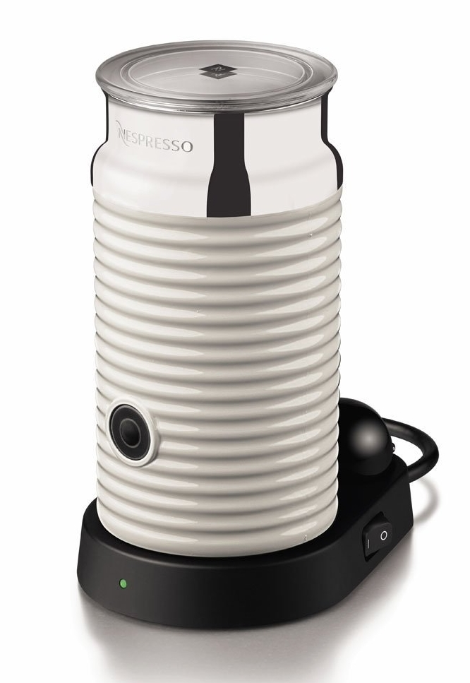 Nespresso Aeroccino and Milk Frother  Gadgets Matrix -> Nespresso Milk Frother