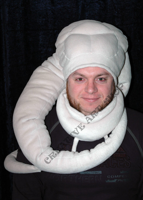 Star Wars inspired fleece hat