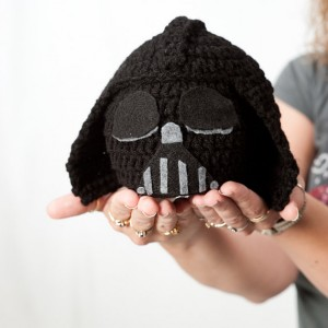 Star Wars inspired Darth Vader Hat