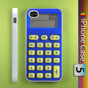 Vintage Calculator IPhone Case 5
