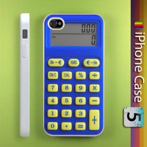 Vintage Calculator IPhone Case 5