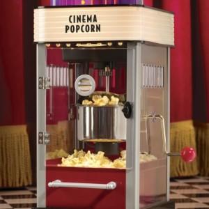 Nostalgia Electrics HKP-200 Hollywood Series Kettle Popcorn Maker