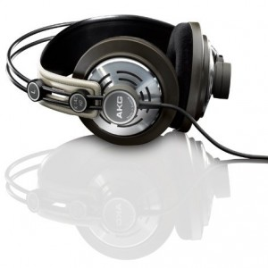 AKG K142HD Studio High Definition Semi-Open Headphones