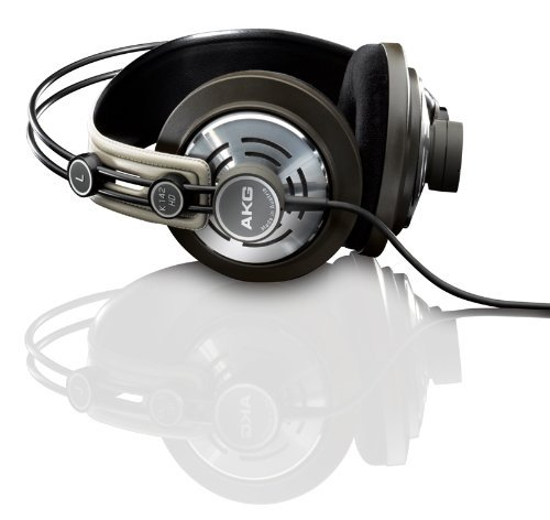 AKG K142HD Studio High Definition Semi-Open Headphones