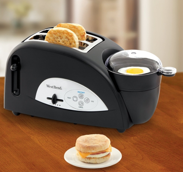 Black Friday: Egg and Muffin Toaster