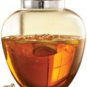 """Apothecary Style 24"""" High Party Beverage Dispenser"""