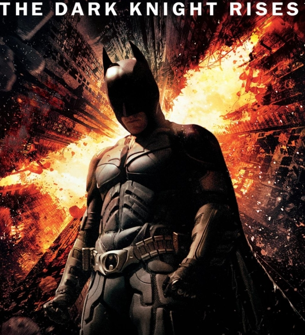 The Dark Knight Rises (Blu-ray/DVD Combo+UltraViolet Digital Copy) (2012)