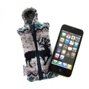 iPhone 5 Hoodie Case