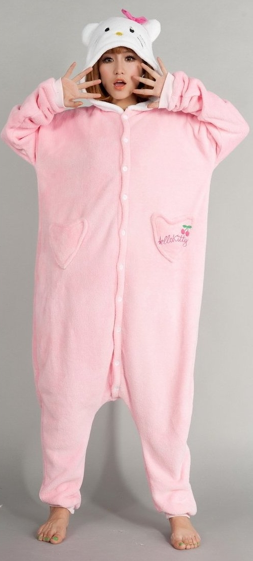 Hello Kitty Kigurumi Pajama