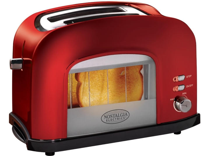 Retro Series Window Toaster