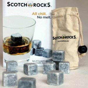Scotch Rocks - Set of 9 Whisky Rocks