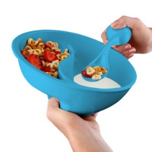 Never-Soggy Cereal Bowl