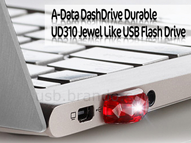 Jewel Like USB Flash Drive