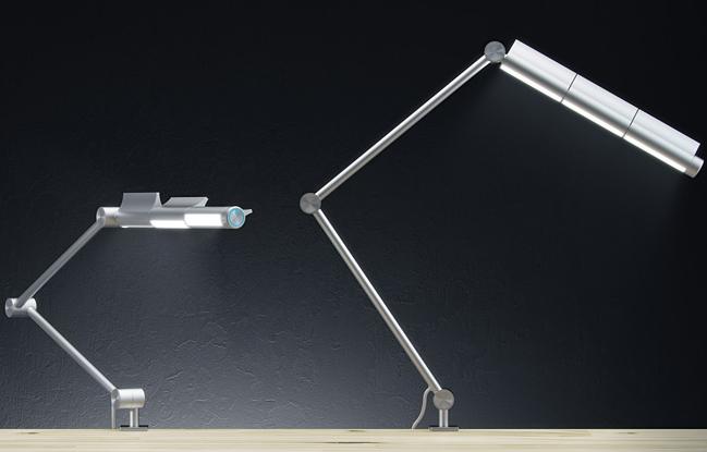 Lampus task lamp