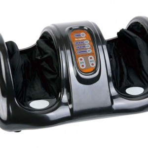 Shiatsu Kneading and Rolling Foot Massager