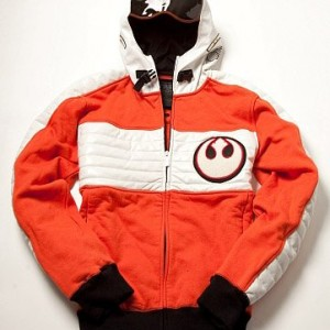 Star Wars X Wing Pilot Costume Jacket