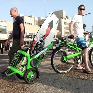 Urban Bike Trailer
