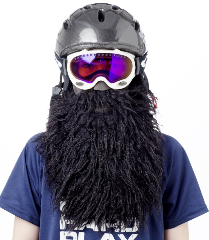 Beardski Pirate Ski Mask