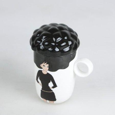 Sexy Color Changing Coffee Cup-Bikini gril