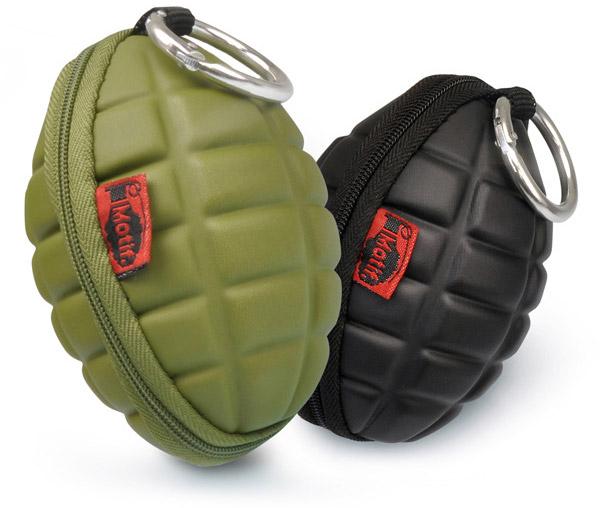 Hand Grenade Key