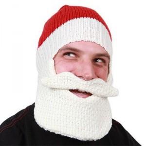 Santa Beard Head