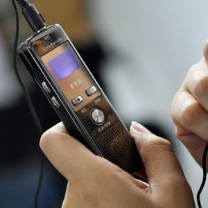 Digital Voice Recorder - Telephone Recording, FM Radio