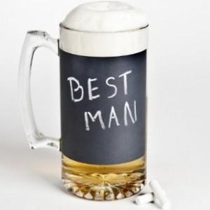 Chalkboard Beer Mug