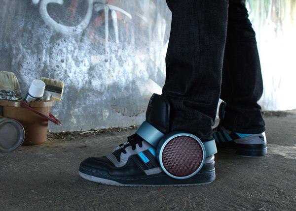 Sneaker Speaker