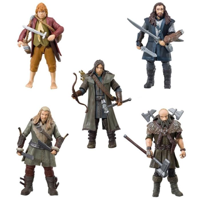 The Bridge Direct Hobbit Hero Pack
