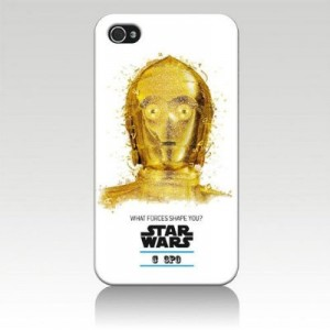 Star Wars C 3po Hard Case Skin for Iphone 5