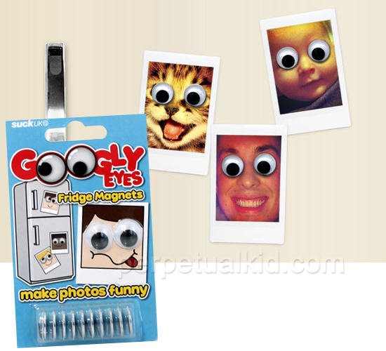 GOOGLY EYE MAGNETS