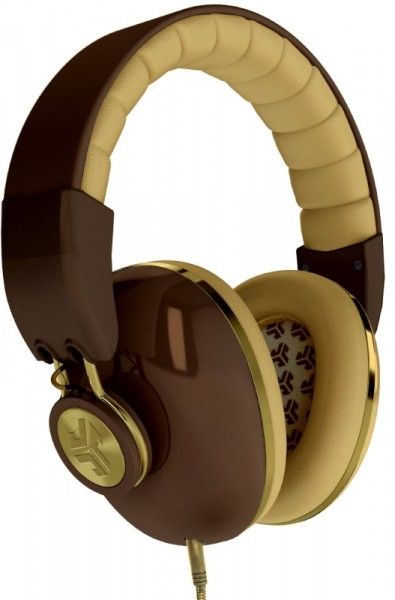 Over the Ear Headphone - Deville Brown / Gold
