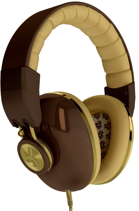 Over the Ear Headphone – Deville Brown / Gold