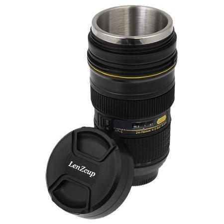Nikon Lens imitation Thermo Cup