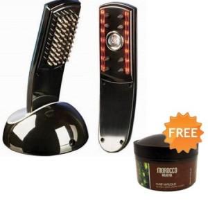 Laser Hair Loss Hair Regrowth Comb Massager Set