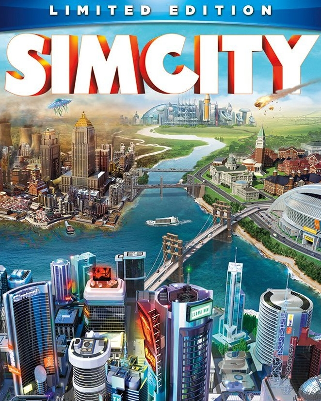 SimCity – Limited Edition