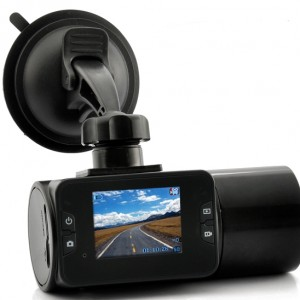 720P HD In-Car DVR - 2 Inch LCD Display, Night Vision