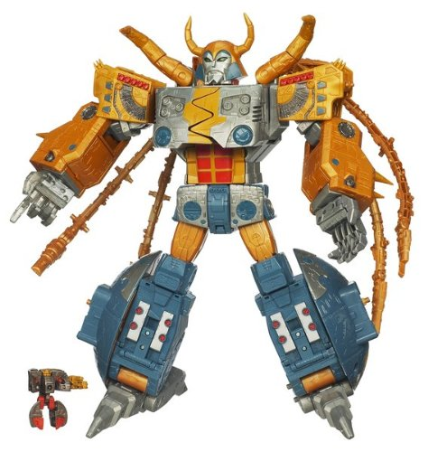 Transformers - 25th Anniversary Limited Edition - Unicron with Kranix