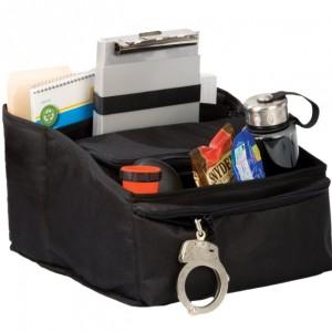 Law Enforcement Deluxe Car Seat Organizer