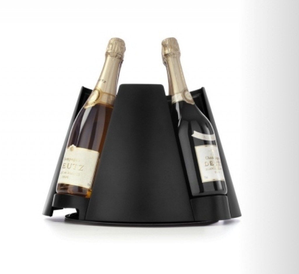 Self refrigerated champagne bucket for cantina arredo for Cantina arredo padova