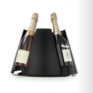 Self-refrigerated Champagne bucket for Cantina Arredo