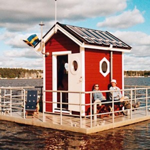 Sleep With the Fishes on Your Own Private Island in Sweden Read more: Sleep With the Fishes in Your Own Private Island in Sweden