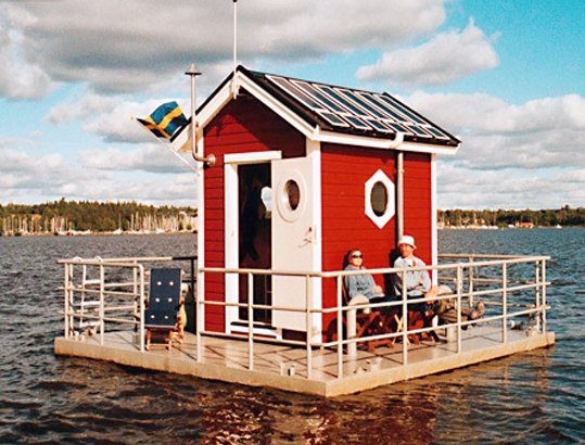 Private Island in Sweden