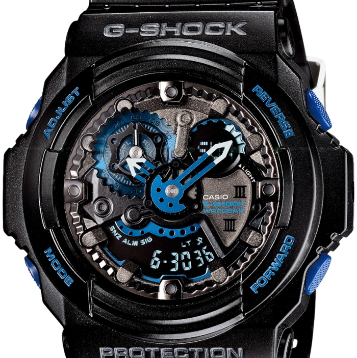 Casio Releases Second Set of 30th Anniversary G-SHOCK Models