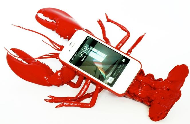 Lobster Mobile Telephone Case