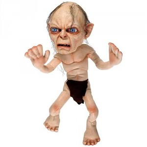 The Lord of the Rings Gollum 11-Inch Plush