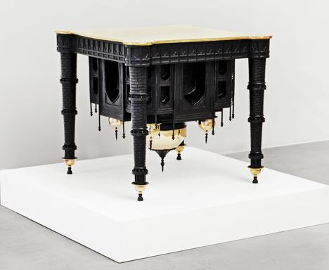 Taj Mahal Table by Studio Job